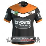 Home Rugby Maglia Calcio Wests Tigers EURO 2018
