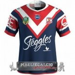 Home Rugby Maglia Calcio Sydney Roosters EURO 2018
