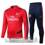 Arsenal Insieme Completo Bambino Giacca 2019-20 Rosso Blu Bianco