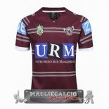 Home Rugby Maglia Calcio Manly Sea Eagles EURO 2017