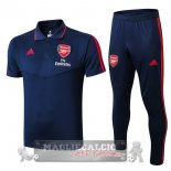 Arsenal Blu Navy Set Completo POLO 2019-20