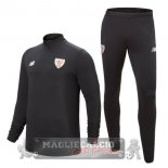 Athletic Bilbao Set Completo Nero Giacca 2019-20