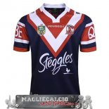Home Rugby Maglia Calcio Sydney Roosters EURO 2017