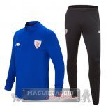Athletic Bilbao Set Completo Blu Navy Giacca 2019-20