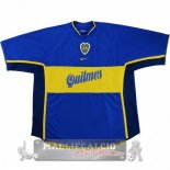 Home Calcio Boca Juniors Retro 2001 Blu